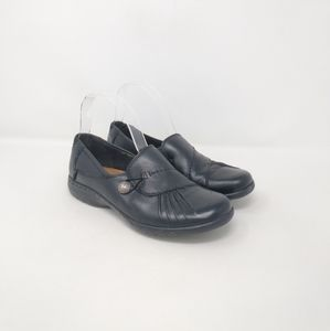 Cobb Hill by New Balance Leather Comfort Loafers